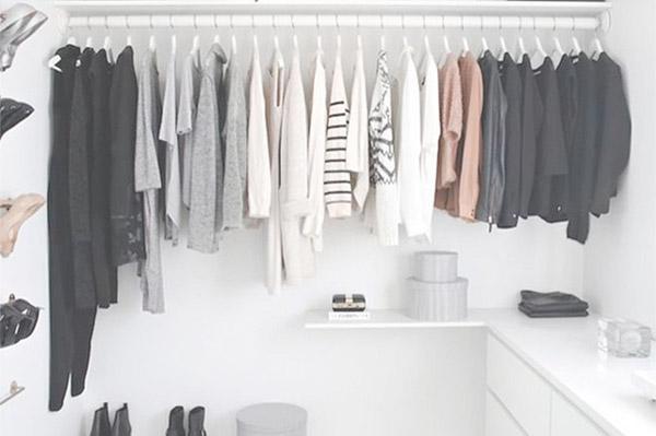 Prepárate para un buen fondo de armario