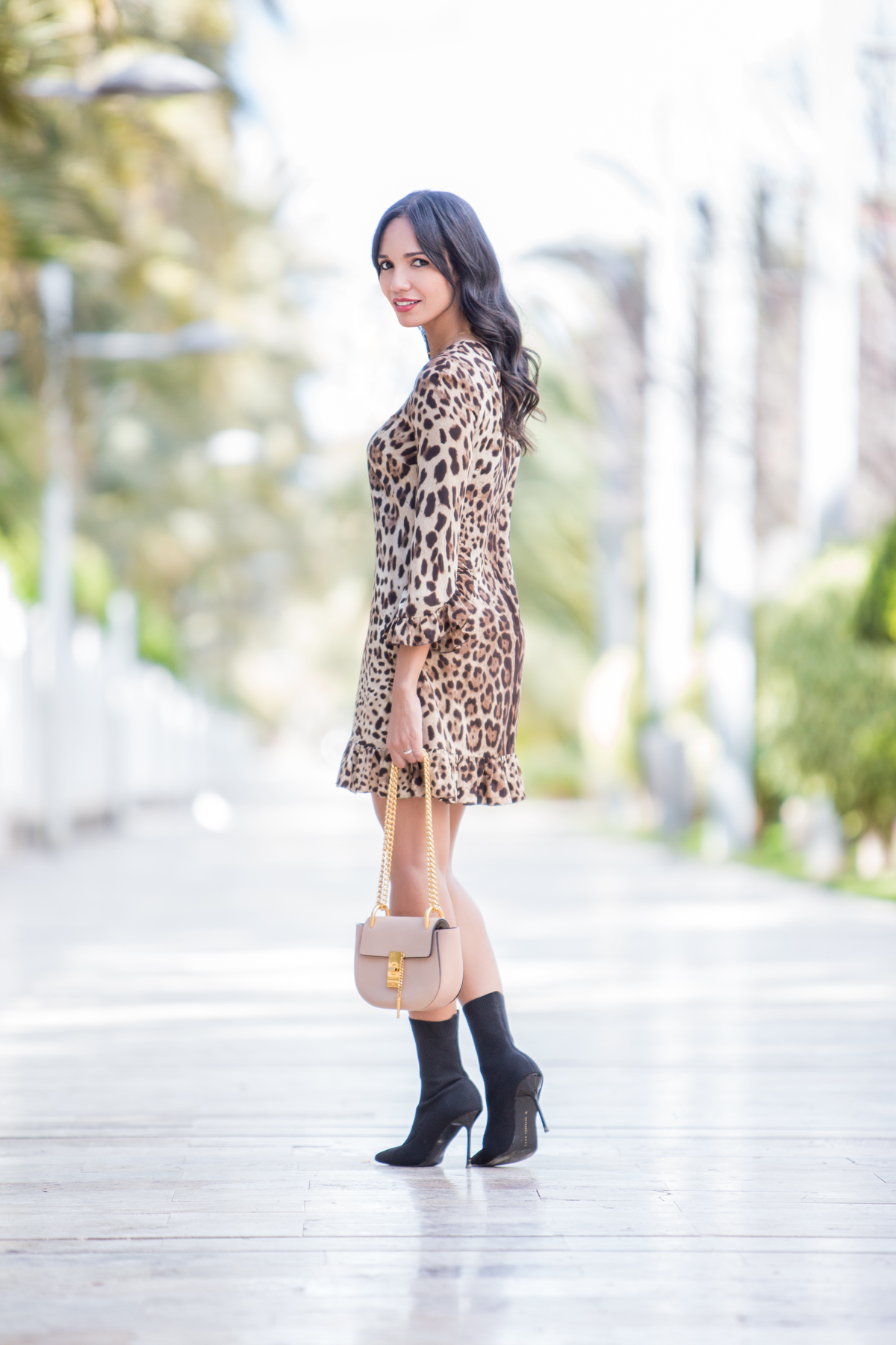 leopardo print Carolina Personal Shopper blog