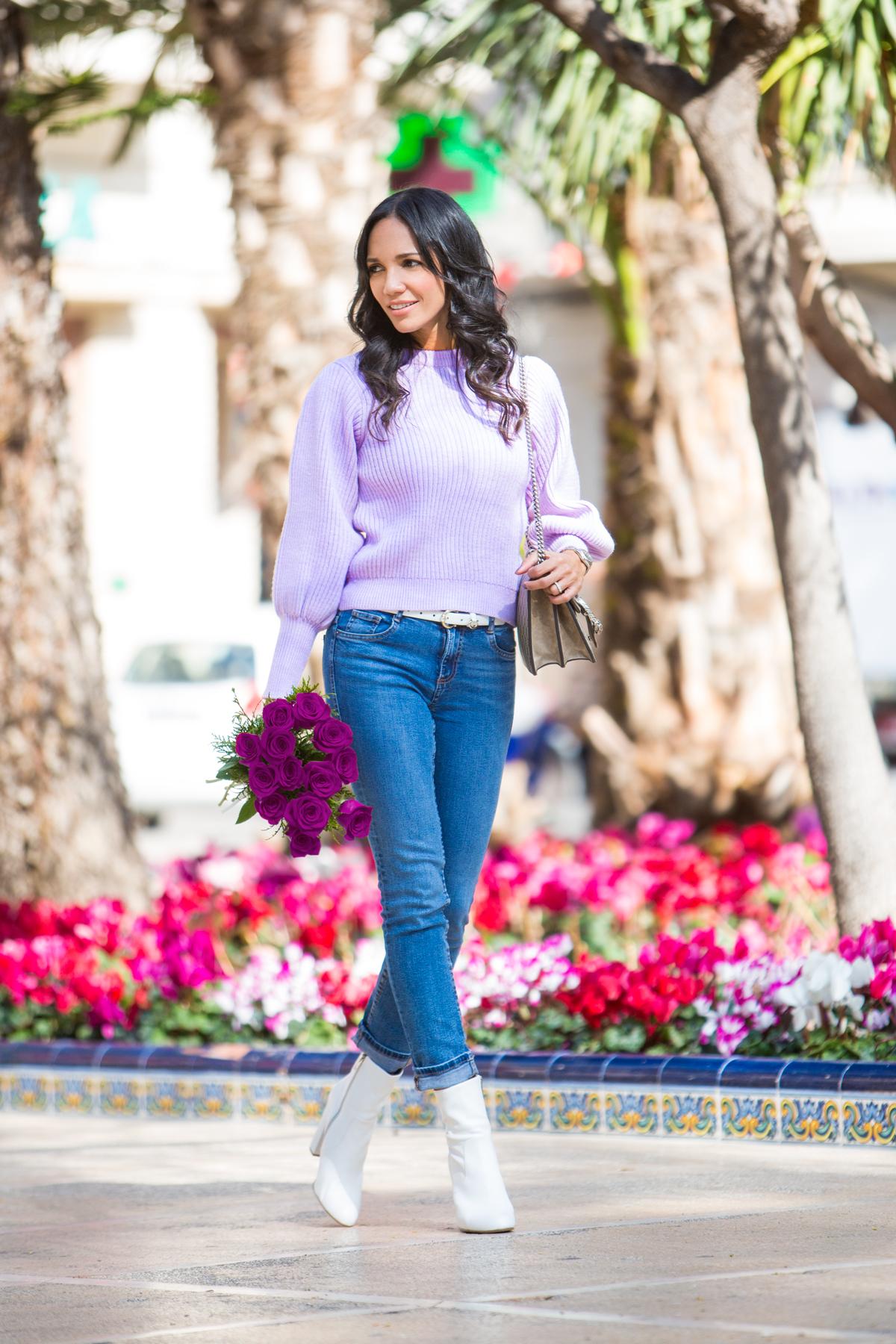 Elche Personal Shopper Ultra Violet