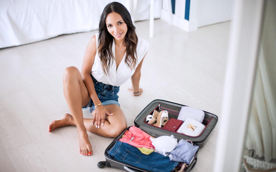 Cómo preparar la maleta según el destino
